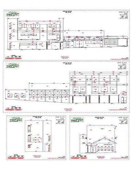 מדידת חזיתות לשימור מבנים